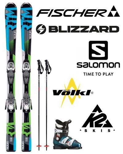 Junior Ski Package